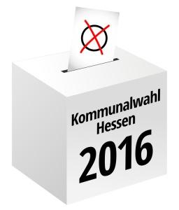 Kommunalwahl Hessen 2016